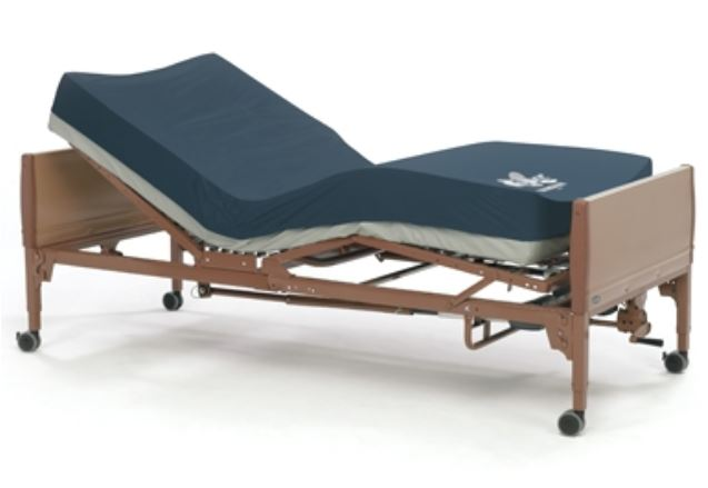 home hospital bed rental